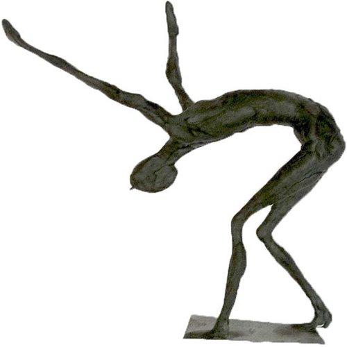 Skulptur-Zeichnung von Jan Hooss