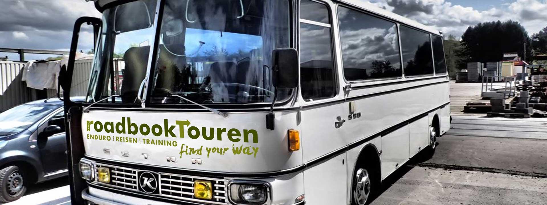 Roadbook Touren aha-projects webdesign Stuttgart Berlin