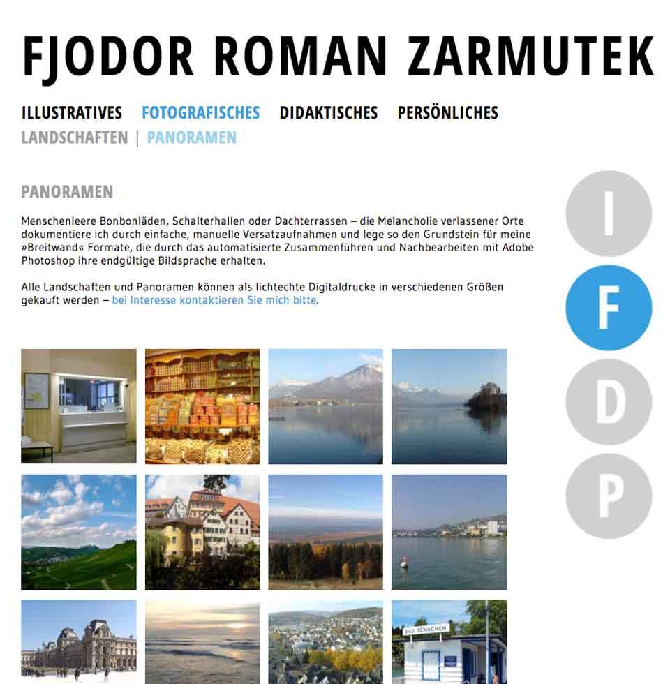 Fotografie | Fjodor Roman Zarmutek