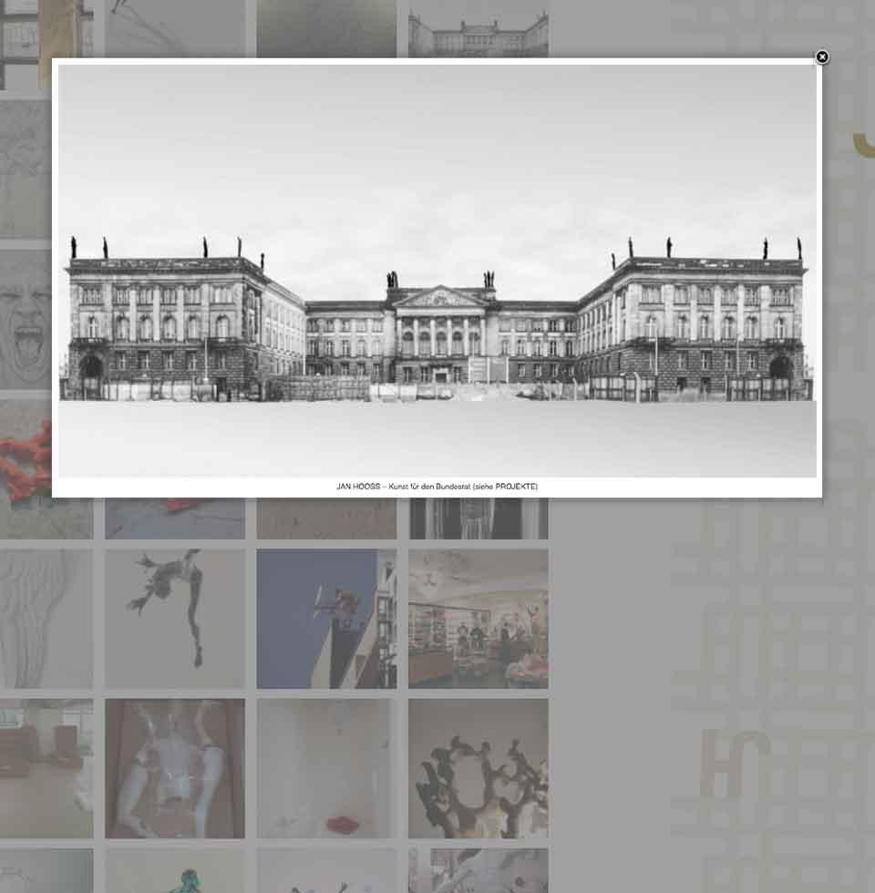 Projekt für den Bundesrat, Berlin - Jan Hooss