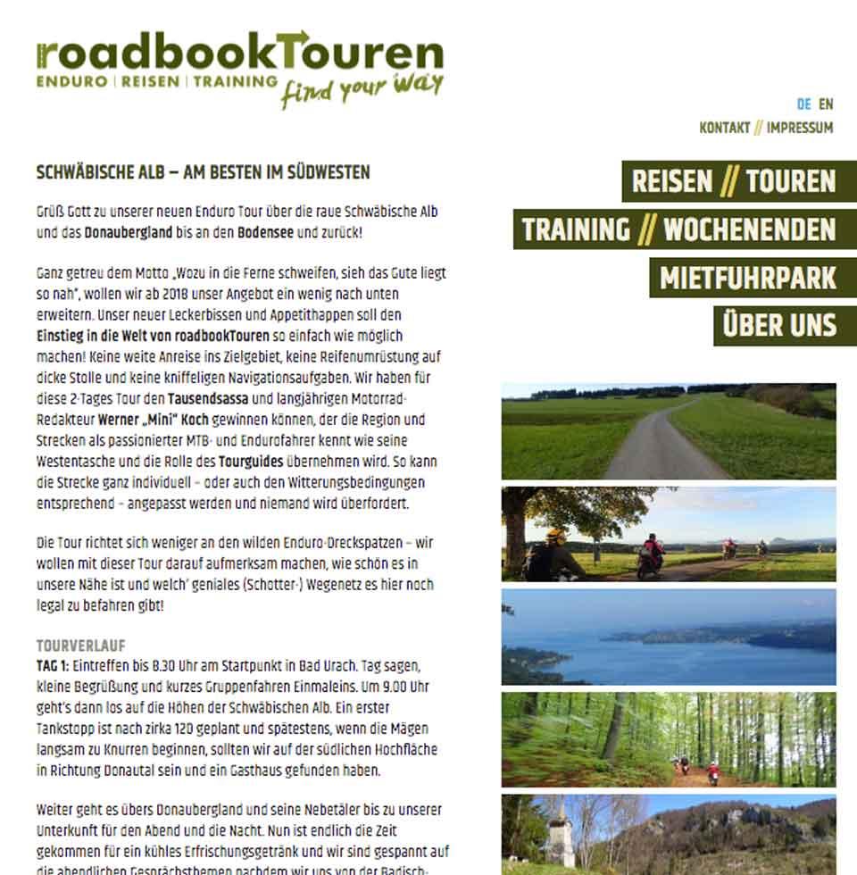 Schwäbische Alb-Tour | aha-projects-webdesign